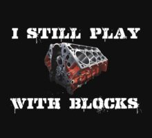 I Still Play With Blocks by Scot Gotcher