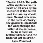 Pulp Fiction - Ezekiel 25:17 Full by rikovski