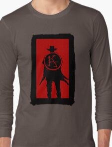 Ka is a wheel Long Sleeve T-Shirt