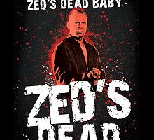 Zed's Dead - Pulp Fiction by rikovski