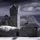 Castle Infrared by Mark Andrew Turner
