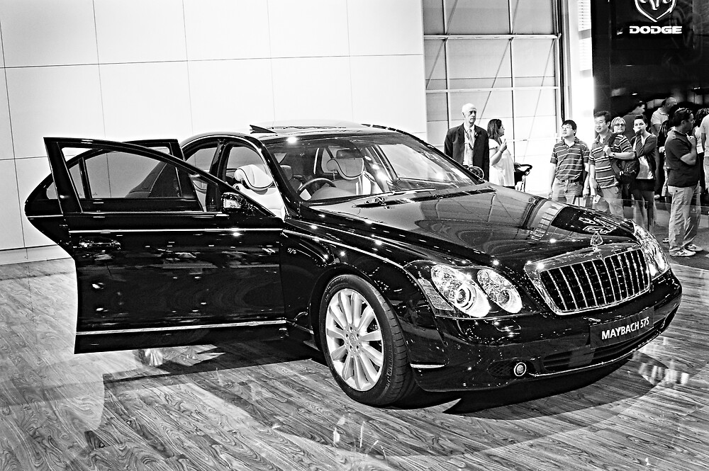 Maybach 57S by Nathan T