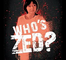 Who's ZED? - Pulp Fiction by rikovski