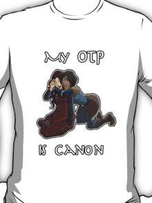 "Korrasami ""My OTP is canon!"" T-Shirt"