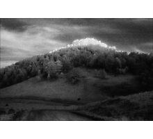 big hill little peak........daniland Photographic Print