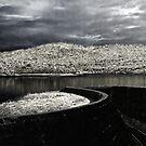 Bleak Waterspill by Ant Vaughan