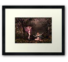Fairie Dust Framed Print