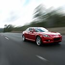 Mazda RX8 by Edward Hor