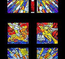 The entry to gods place by Anthony Ogle