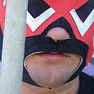 Masked Bandit by Sarah Mosbey