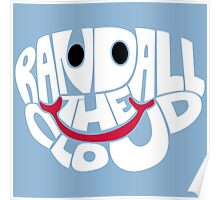 Randall The Cloud Poster