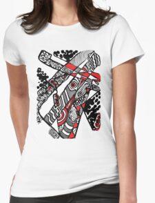 alexjackpicketty Womens Fitted T-Shirt