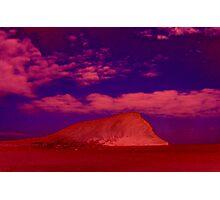 Tenerife Canary Islands digitally altered photo Photographic Print