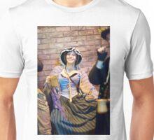 Dickens Fair Pub Wench Unisex T-Shirt