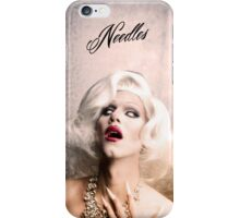 Needles iPhone Case/Skin