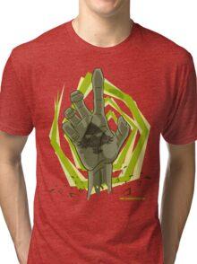 Zombie Hand Tri-blend T-Shirt