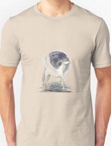 By Moonlight ... Pegasus Unisex T-Shirt