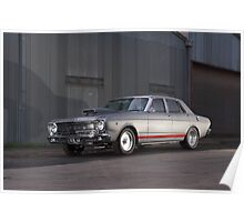 Ford XR Falcon Poster