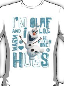 Hi everyone! I'm Olaf T-Shirt