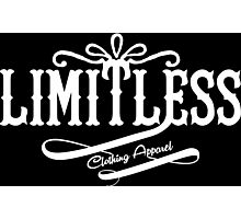 Limitless Apparel - CA White Photographic Print