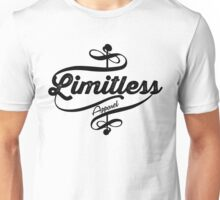 Limitless Apparel - Crossover black Unisex T-Shirt