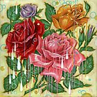 Roses by Paul Allen