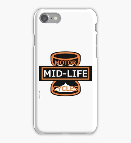 Harley-Davidson Motorcycles - Spoof logo iPhone Case/Skin