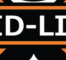 Harley-Davidson Motorcycles - Spoof logo Sticker