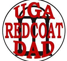 REDCOAT DAD by Ellen Hardin