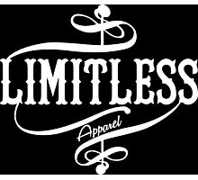Limitless Apparel - A White Photographic Print