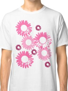 pink daisy Classic T-Shirt