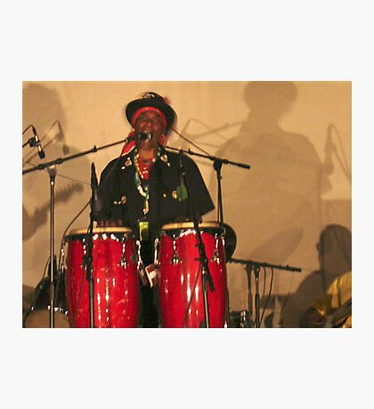 Cyril Neville Band Photographic Print
