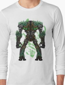 mud bot Long Sleeve T-Shirt