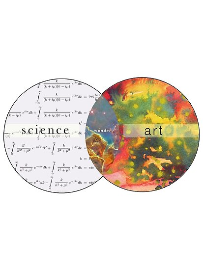 Science, Art, Wonder by theguyontheleft