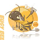 Busy Bee by Allison Bair