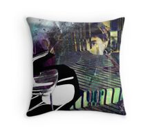 Have a Hot Seat Throw Pillow