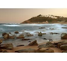 Sunset at Thompson's Bay Photographic Print