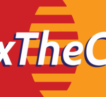 Mastercard Logo Spoof - Max The Card ! Sticker