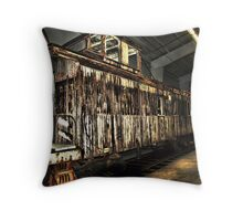 Western Pacific 741  Throw Pillow