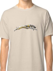 GREYHOUND RACE RUN Classic T-Shirt