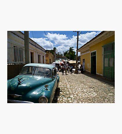 Trinidad Streetscape Photographic Print