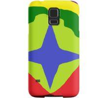 JPEG Abstract 1 Samsung Galaxy Case/Skin