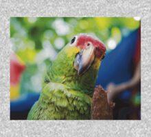 122014 parrot One Piece - Short Sleeve