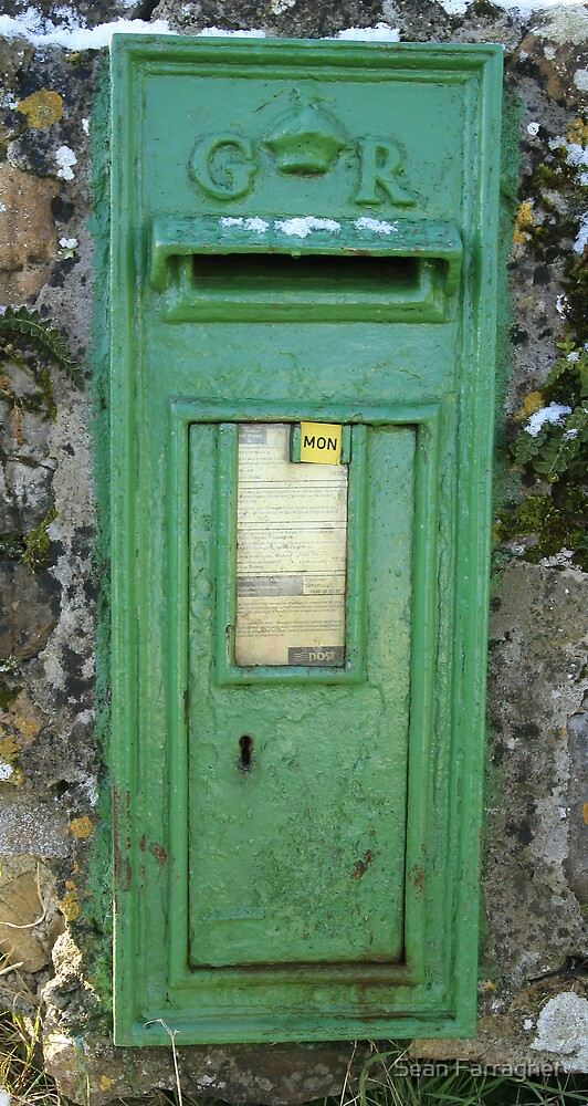 LETTER BOX by Sean Farragher