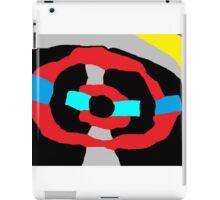 JPEG Abstract 2 iPad Case/Skin