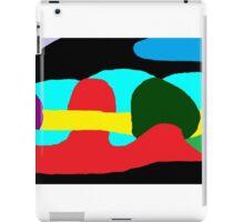 JPEG Abstract 3 iPad Case/Skin