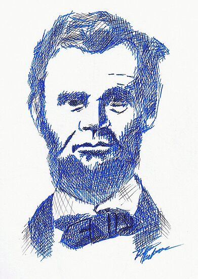 Lincoln by skeletalbird