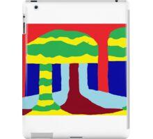 JPEG Abstract 5 iPad Case/Skin