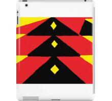 JPEG Abstract 6 iPad Case/Skin