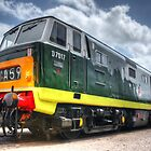 The BR Hymek  by Rob Hawkins